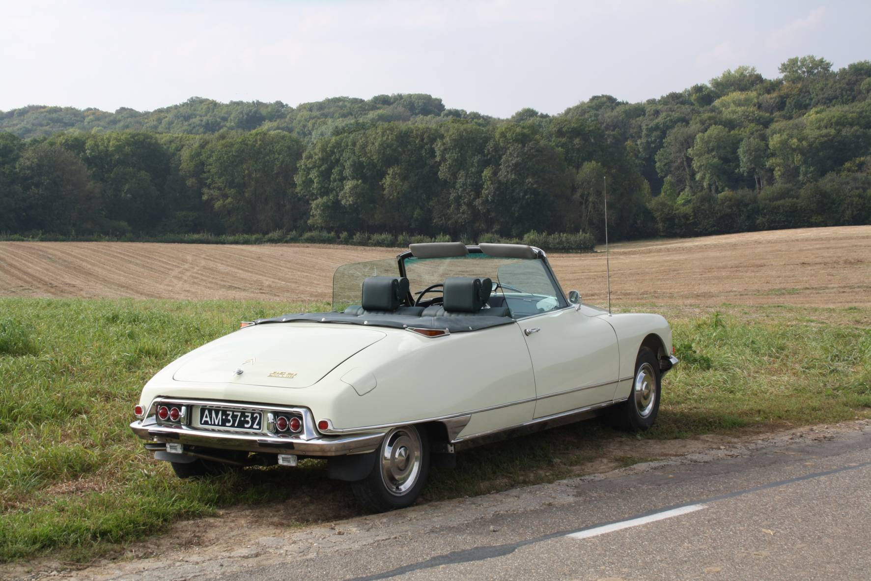 DS 21 Cabriolet 5